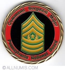 Imaginea #2 a Pennsylvania National Guard Command Sergeant Major