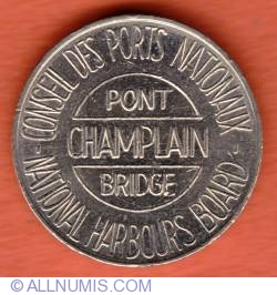 Imaginea #1 a pont Champlain bridge