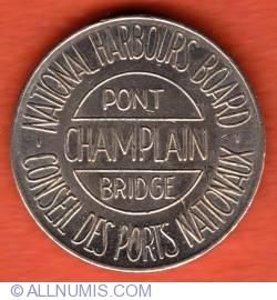 Imaginea #2 a pont Champlain bridge