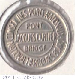 Imaginea #2 a Pont Victoria-Jacques Cartier Bridge 1960