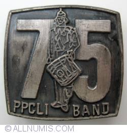 Imaginea #1 a PPCLI band 75th anniversary
