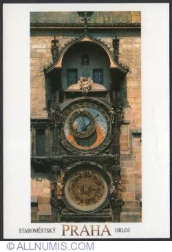 Image #1 of Prague-Astronomical clock-front view