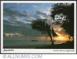 Image #1 of Praslin-Beach sunset