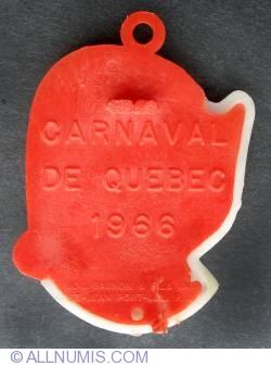 Image #2 of Quebec Winter Carnival effigy 1966