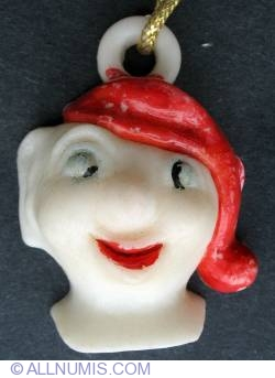 Image #1 of Quebec Winter Carnival effigy 1967