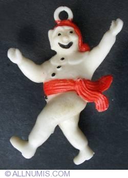 Image #1 of Quebec Winter Carnival effigy 1973