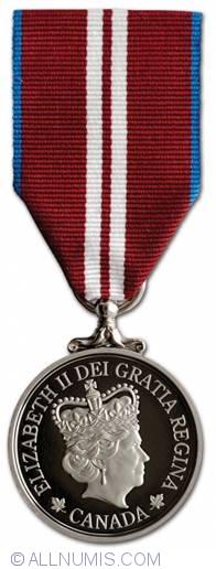 Image #1 of Queen Elizabeth ll Diamond Jubilee Medal 2012