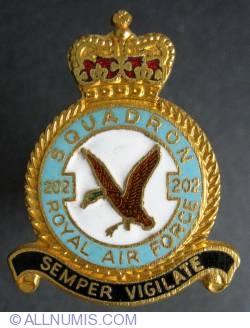 Imaginea #1 a RAF 202 Squadron