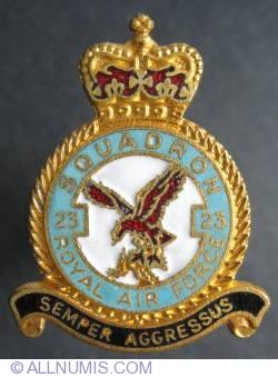Imaginea #1 a RAF 23 Squadron