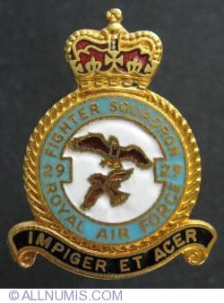 Imaginea #1 a RAF 29 Squadron