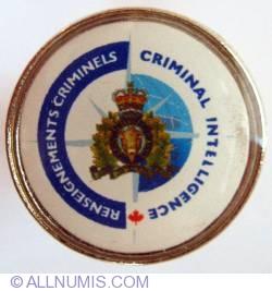 Imaginea #1 a RCMP Criminal Intelligence