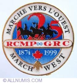 Imaginea #1 a RCMP March West