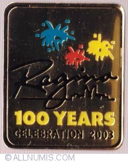 Imaginea #1 a Regina centennial