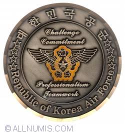 Imaginea #2 a ROKAF Chief Master Sergeant 2012