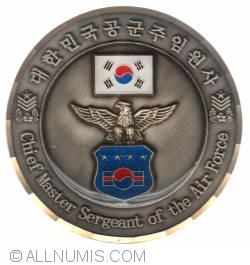 Imaginea #1 a ROKAF Chief Master Sergeant 2012