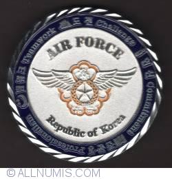 Imaginea #2 a ROKAF Chief Master Sergeant 2013