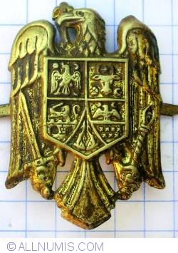 Romania Coat of Arms
