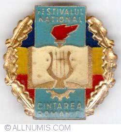 Imaginea #1 a FESTIVALUL NATIONAL - CINTAREA ROMANIEI