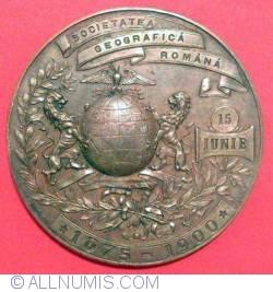 Imaginea #2 a SOCIETATEA GEOGRAFICA ROMANA 1875 - 1900