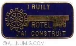 Imaginea #1 a Rotary International Hotel-ROTEL