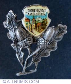 Imaginea #1 a Rothenburg ob der Tauber 1977