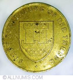 Imaginea #1 a Rothenburg ob der Tauber