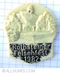 Imaginea #1 a Rothsteiner Felsenfest 1982