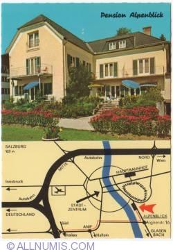 Salzburg-Pension Alpenblick-1979