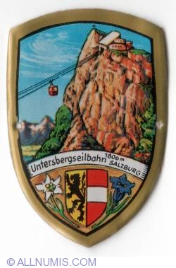 Image #1 of Salzburg Untersberg cable car