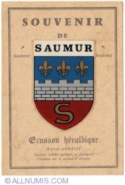 Imaginea #1 a Saumur-Coat of arms-1968