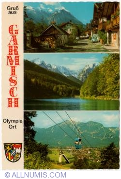 Image #1 of Scenic Garmish and the Olympic site-1978