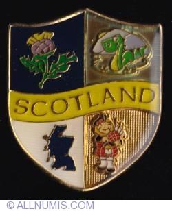 Imaginea #1 a Scotland symbols