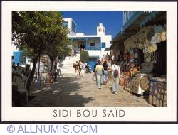 Image #1 of Sidi Bou Said - Tourist square
