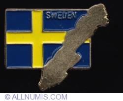Imaginea #1 a Sweden-Flag and Geography