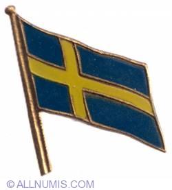 Imaginea #1 a Swedish flag
