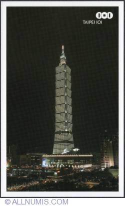 Image #1 of Taipei 101 Tower at night  2010