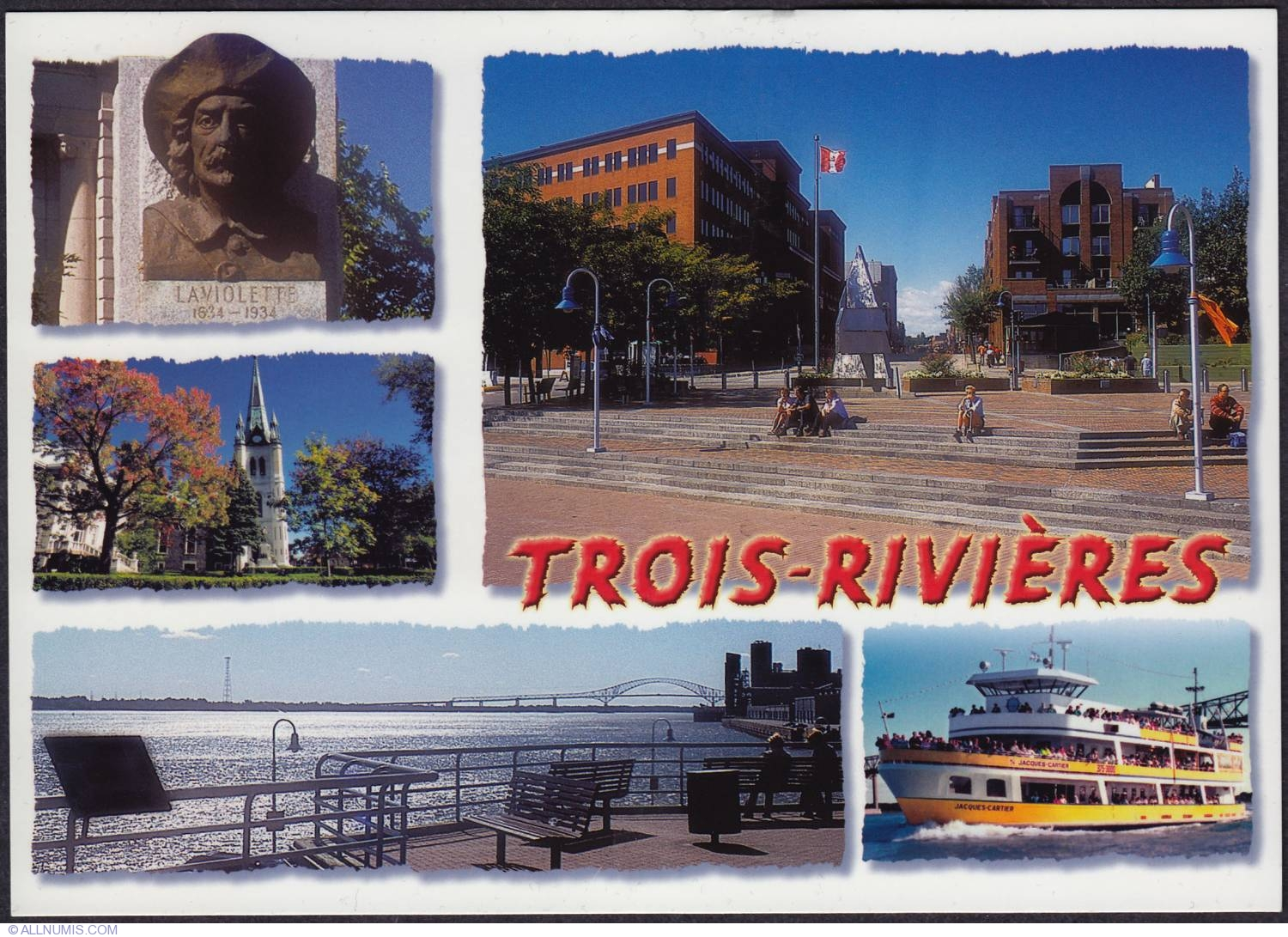 trois rivires personals Find descriptions, maps and reviews of 8 historic sites & interpretive centres in trois-rivieres, quebec.