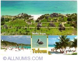 Image #1 of Tulum -  Pre-Columbian Maya walled city