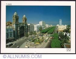 Image #1 of Tunis-Place de l'indépendance
