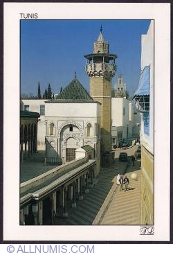 Image #1 of Tunis - The Youssef Dey Mosque