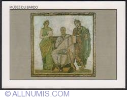 Image #1 of Tunis - Virgil and the two muses