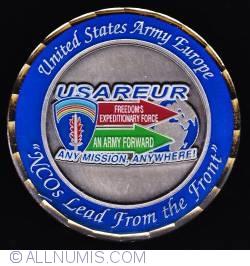 Imaginea #1 a United States Army Europe Command Sergeant Major