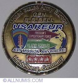Imaginea #1 a United States Army Europe (USAREUR)
