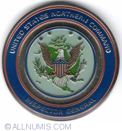 United States Northern Command Inspector General Military