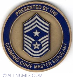 Imaginea #2 a US Air Force Europe (USAFE) Command Chief Master Sergeant