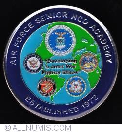 Imaginea #1 a US Air Force Senior NCO Academy diploma coins