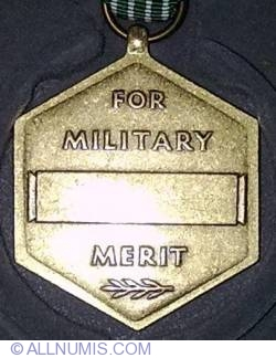 Imaginea #2 a US Army Medal for Merit