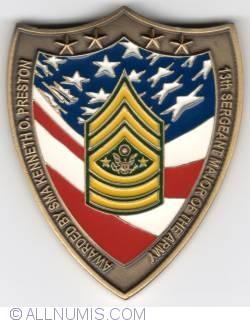 Imaginea #2 a US Army SM Kenneth O. Preston