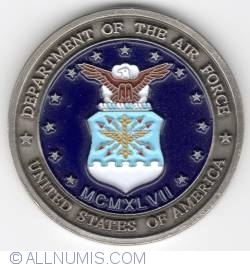Imaginea #1 a US Department of the Air Force Chief Master Sergeant