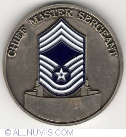 Imaginea #2 a US Department of the Air Force Chief Master Sergeant
